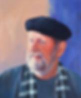 Martin 2014, Oil 42 x 50 cm