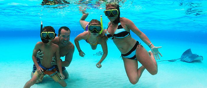Mexico Rocks + 1 Snorkel