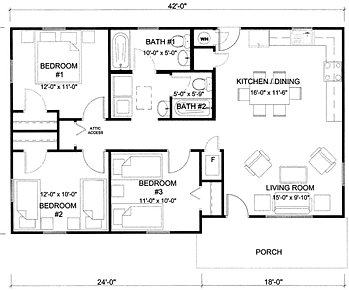 38 Montpellier House moreover 2261 1011 4 Room Home House Plans further C1ix9 additionally Hwepl12768 in addition Four Bedroom House Plans In Kenya. on four bedroom house floor plans