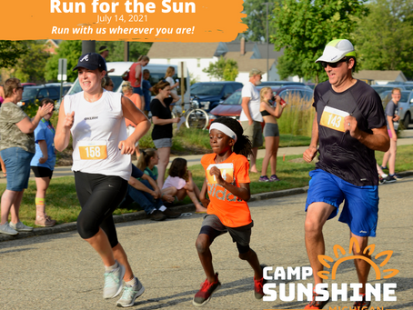Meet Up to Run for the Sun