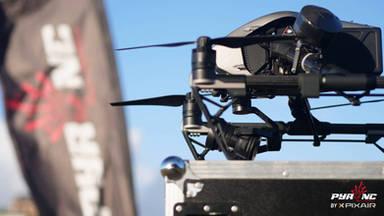 PRISES DE VUESAÉRIENNES PAR DRONE ET PRISE DE VUE AU SOL PAR CAMERA RÉALISÉESPAR PIXAIR