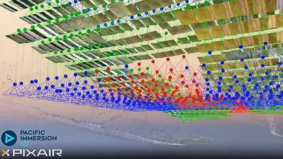 INSERTION ET MODELISATION 3D REALISEES PAR PIXAIR POUR DES PROJETS IMMOBILIERS