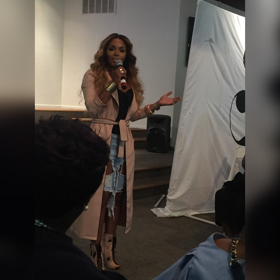 Stare Fashion Show W/ Special Guest Rasheeda From Love In Hip Hop