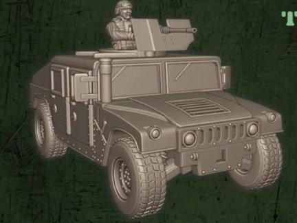 US Humvee
