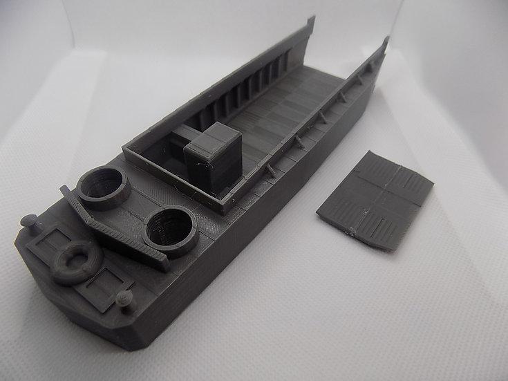 Péniche de débarquement LCVP