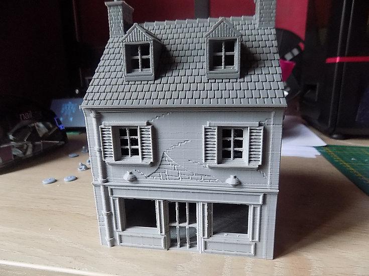 Maison entière