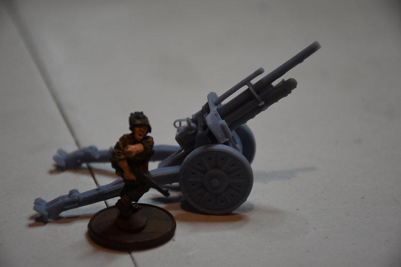 feldhaubitze 105 mm hausse maximum (canon allemand)