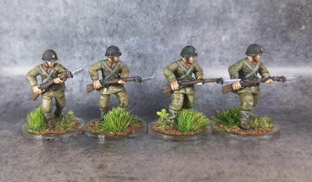 Soldat japonais 4 WW2 1937-1942