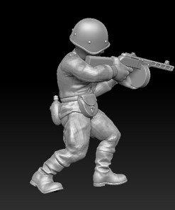 Soldat russe no 1 ww2