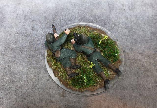 Mortier léger italien WW2