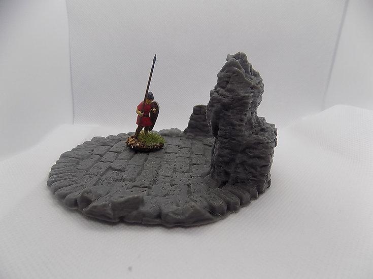 Ruine 2 (statue)