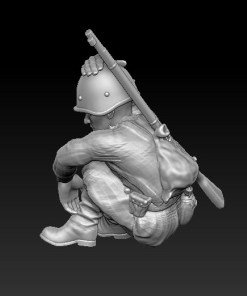 Soldat russe no 4 ww2