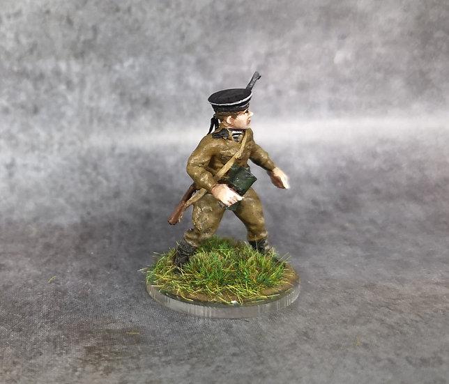 Soldat russe no 14 ww2