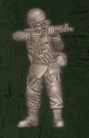 US soldat équipe Delta 3