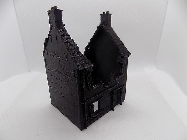Maison 4 en ruine