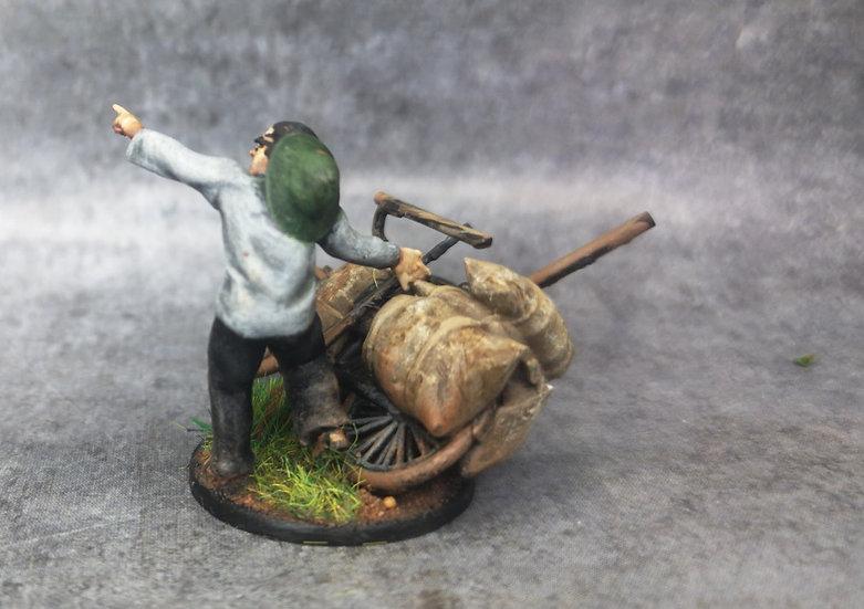 Indochine soldat viet vélo 4