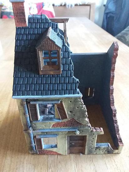 Maison 1 en ruine