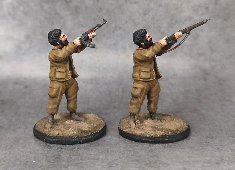 Moudjahidine 9 avec AK