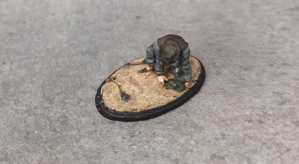 Moudjahidine 12 poseur de mines