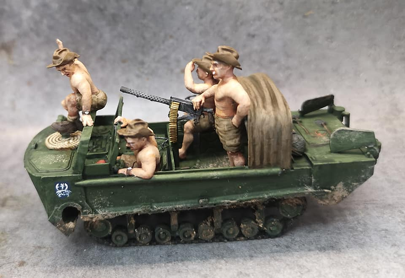 """M29C Weasel """"crabe"""" sans équipage"""