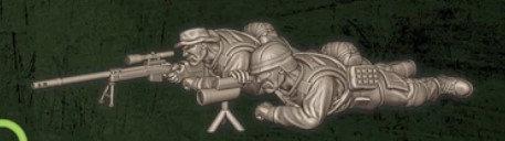 US sniper team