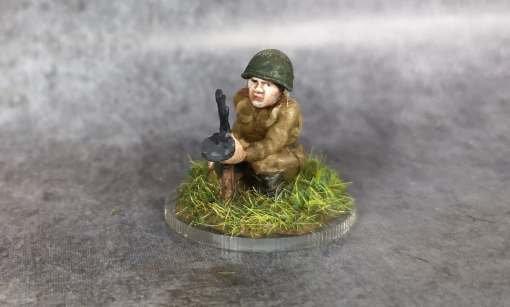 Soldat russe no 6 ww2