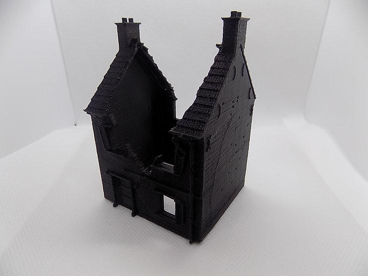 Maison 3 en ruine
