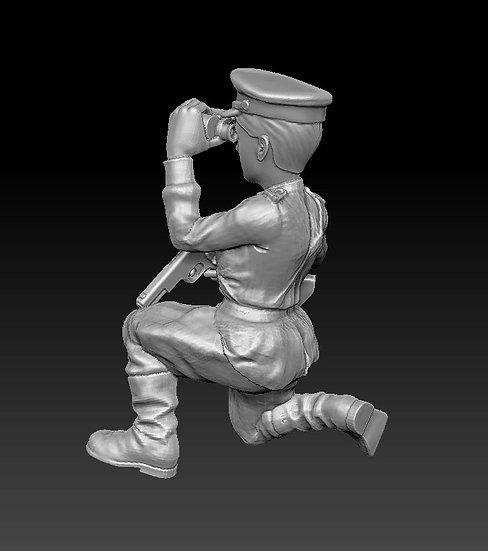 Femme Soldat russe no 07 ww2