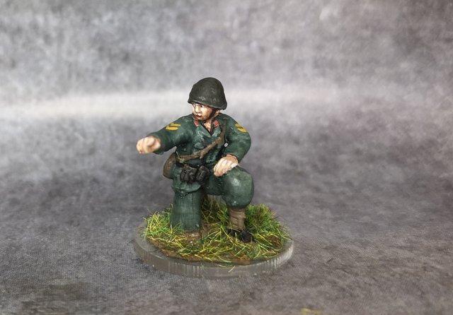 Officier italien no 2 WW2
