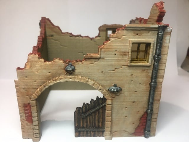 Maison 6 en ruine