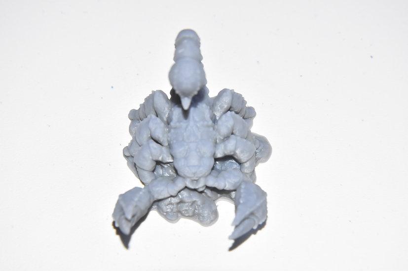 Scorpion géant