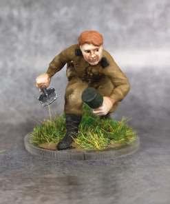 Soldat russe no 3 ww2