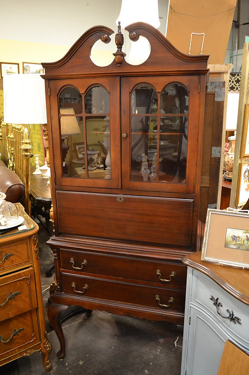 French arched top secretary