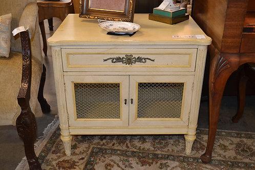 Henredon bedside cabinet