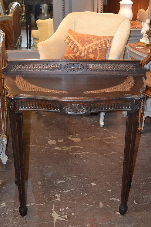 Antique 1910s beautiful French demilune