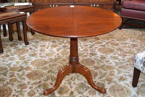 Antique Pennsylvania tilting table circa 1700s
