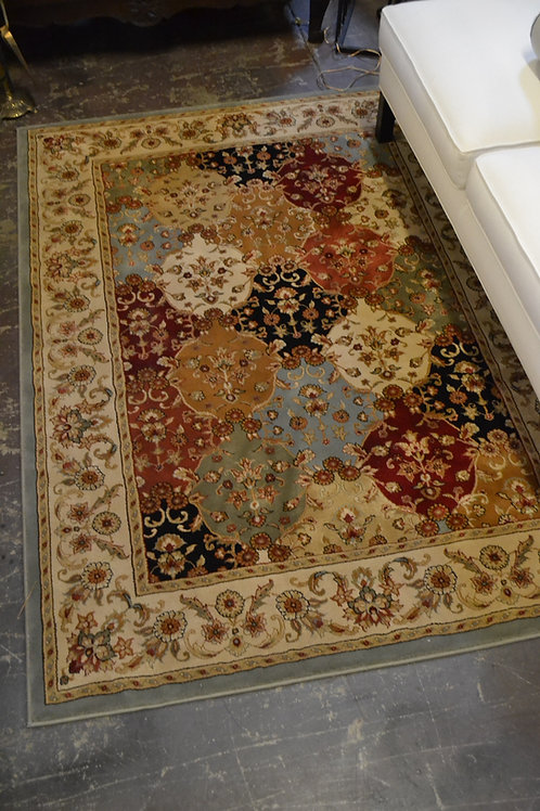 Carpet- Multi repeat floral