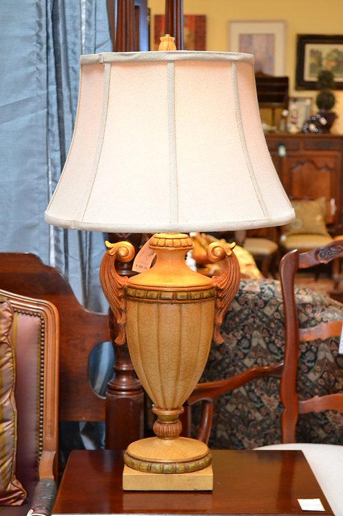 Lamp- Designer Roman urn lamp