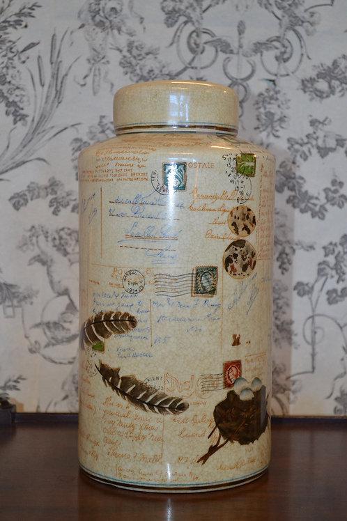 Homart ceramic canister