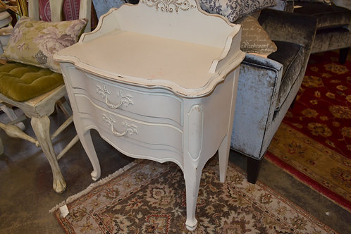 SWEET PAINTED FRENCH 2 DWR NIGHTSTAND