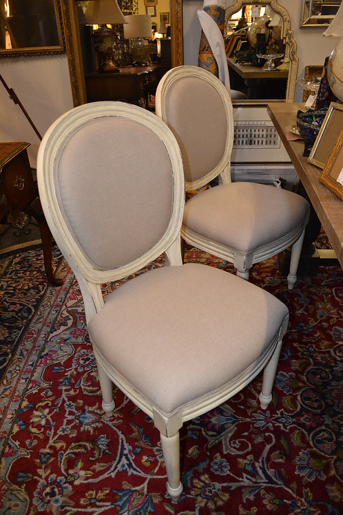 Tulip Round Back Dining Chair