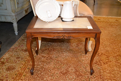 Beautiful antique low French table