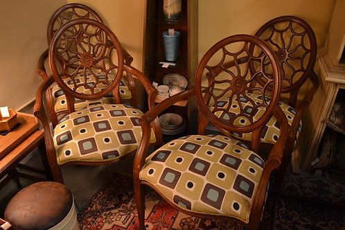 Pair of Flexsteel arm chairs