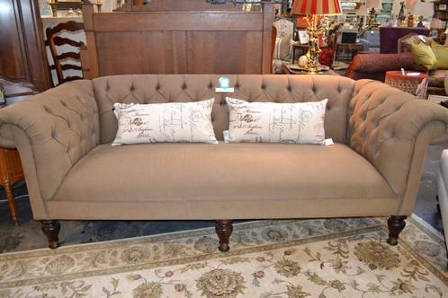 Restoration Hardware Chesterfield Sofa