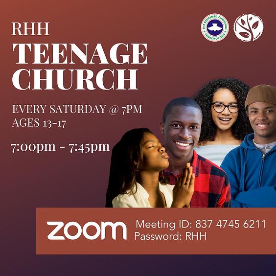 RHH Teenage Church