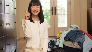 Watching Marie Kondo With Your Husband: A Poem.