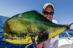 Sport-fishing in Quepos