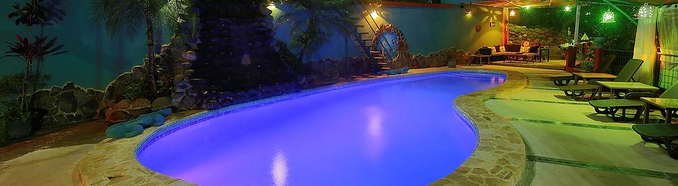 las cascadas the falls hotel pool
