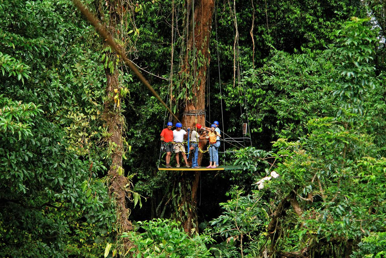 Manuel Antonio National PArk Canopy Tour, Canopy Tour in Quepos Costa Rica, Manuel Antonio National