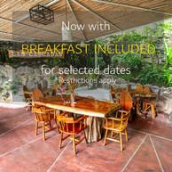 Breakfast, Hotel Manuel Antonio, Boutique Hotel Costa Rica, Manuel Antonio Beach, Manuel Antonio National Park, Costa Rica, Honeymoons, Weddings.